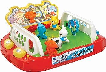 VTech-3480-503822 Pequegol Futbolín, Multicolor (3480-503822): Amazon.es: Juguetes y juegos
