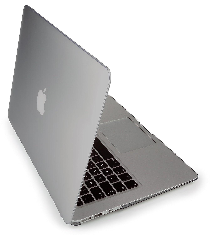 Schutzh/ülle Plastik Cover Hartschalen Tasche in Schwarz A1370 // A1465 f/ür Apple MacBook Air 11 ab 2010 MyGadget H/ülle Crystal Clear Case
