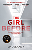 The Girl Before: The Sensational International Bestseller (English Edition)