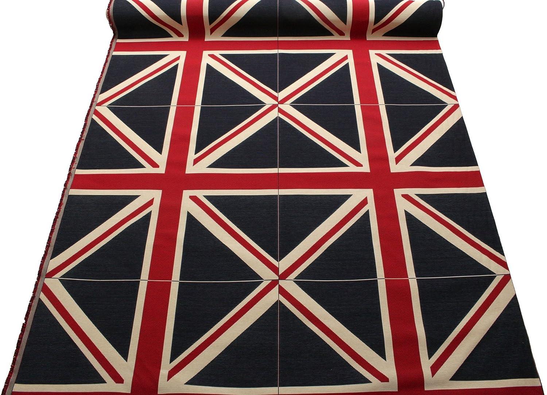 Amazon.com: Panel 70 x 70 cm Color Woven de bandera Union ...