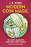 Modern Coin Magic: 116 Coin Sleights and 236 Coin Tricks (Dover Magic Books)