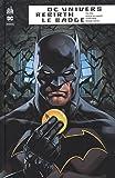 DC univers rebirth : le badge