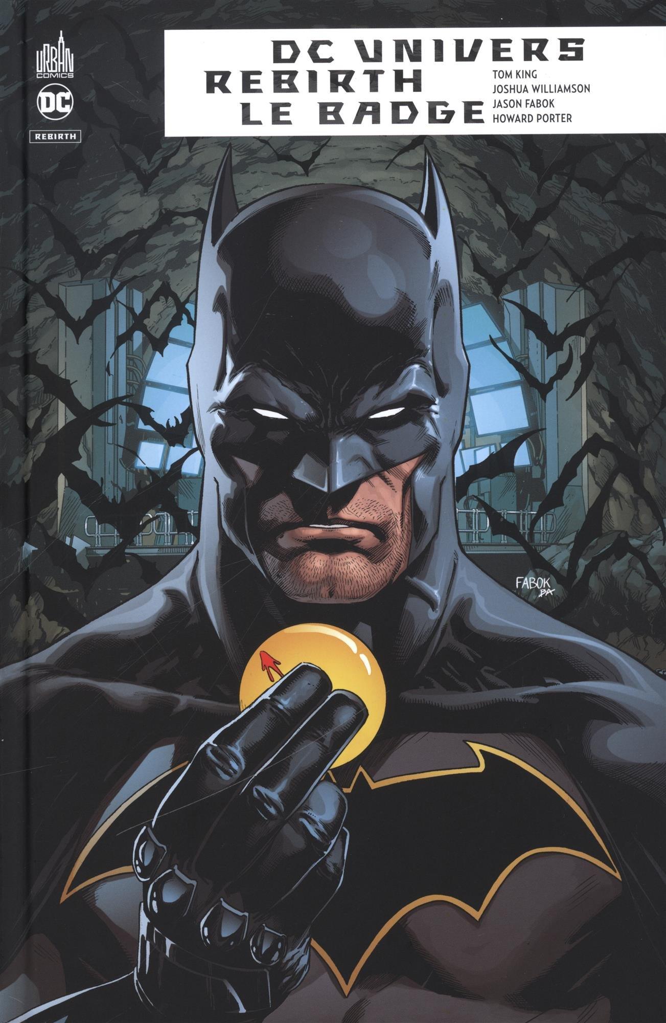 dc comics le badge watchmen