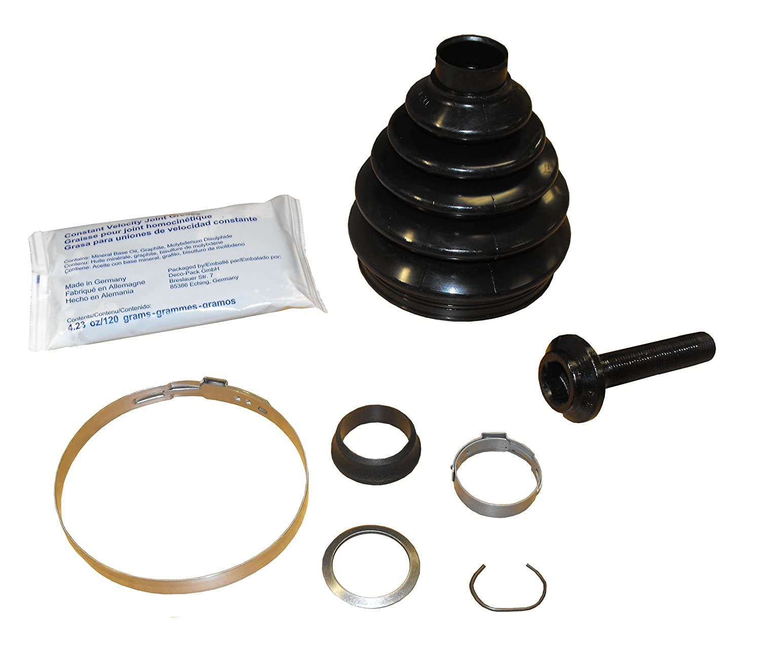 Amazon.com: ContiTech BKN0057R CV Boot Kit: Automotive
