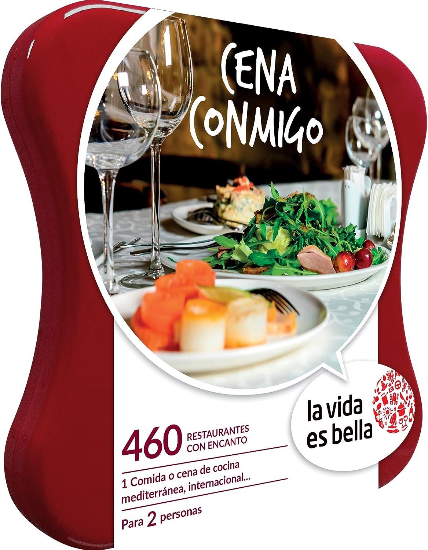 LA VIDA ES BELLA - Caja Regalo - CENA CONMIGO - 460 restaurantes ...