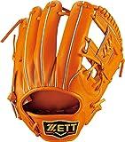 ZETT(ゼット) 野球 硬式 グラブ (グローブ) プロステイタス セカンド ショート 右投用  BPROG56