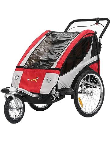 Remolques de bicicleta infantiles y accesorios   Amazon.es