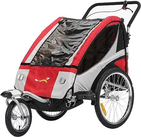 fixi Master 2 en 1 con la bicicleta remolque infantil Q200 A ...