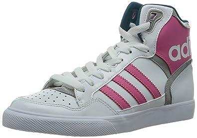 Whitesemi Baskets Blanc Adidas ftwr Femme Extaball Originals BxxzF7Y