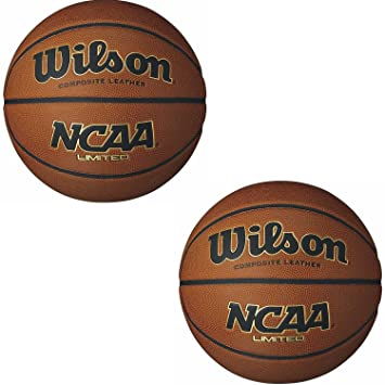 Wilson Performance Composite Ncaa Maximum Grip Basketball Balls