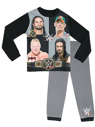 WWE Boys Pajamas Size 5