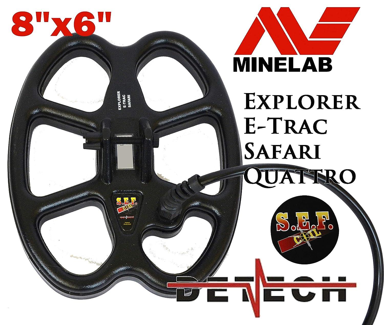 ... cm S.E.F. Bobina de búsqueda de mariposa para Minelab E-Trac, Minelab Explorer - todas las variantes, Minelab Safari y Minelab Quattro Metal Detectores ...