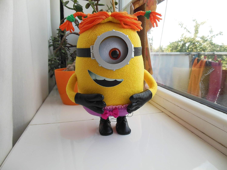 Stuffed Minion Girl With Panties Minion Girl toy