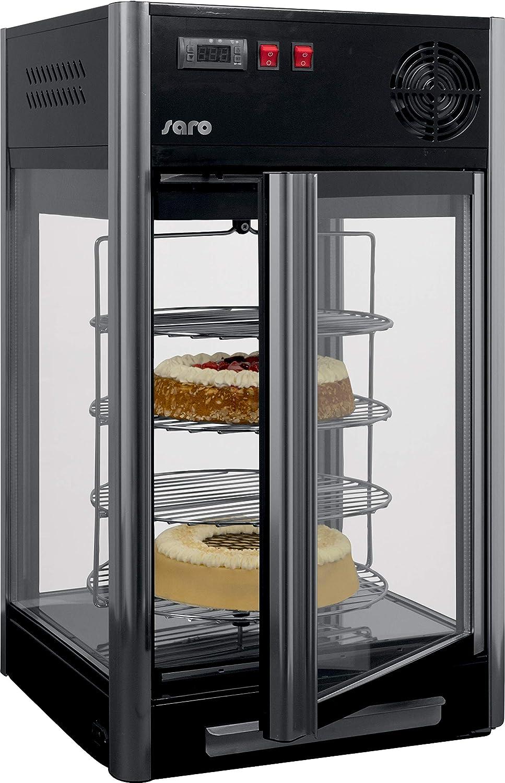 Gabinete de exhibición de la torta Modelo ISABELL: Amazon.es ...