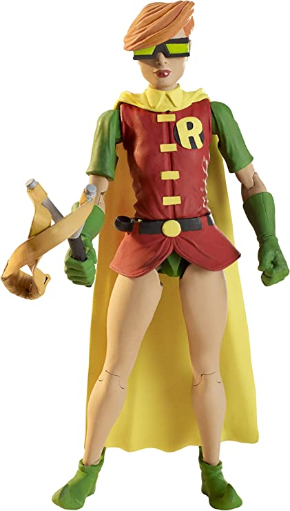 "ROBIN Dark Knight Returns DC Multiverse 6/"" Figure 52 Doomsday Collect-Connect"