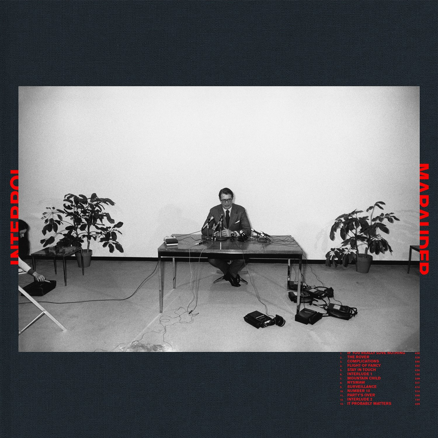 CD : Interpol - Marauder (CD)
