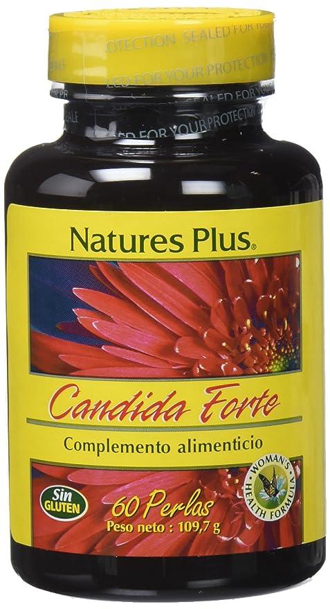 Nature´s Plus Candida Forte - 60 Perlas