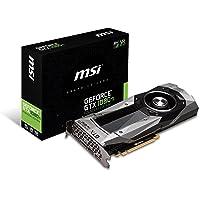 MSI GeForce GTX1080 Ti FE 11GB 352-Bit GDDR5X Graphics Card