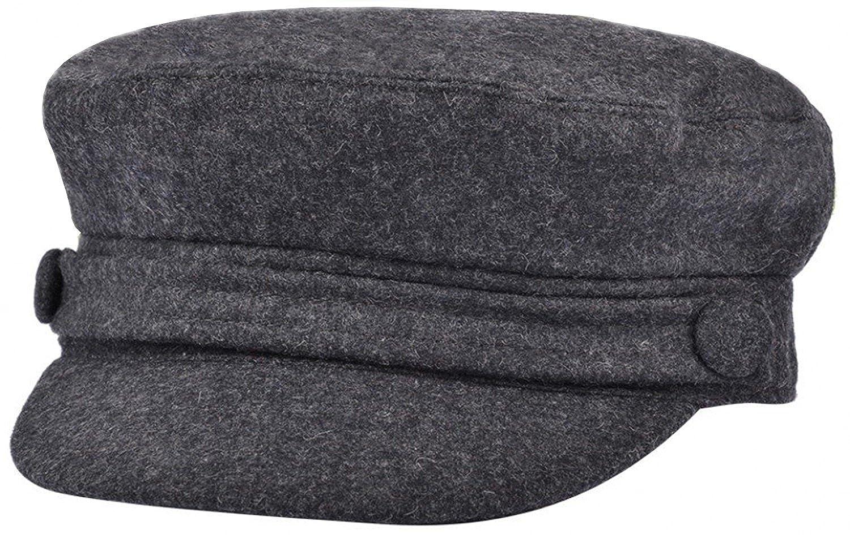 a5e84ba3ea6 Womens or Girls Fiddler Cap Ladies Baker Boy Hat Newsboy Cap Bretton Hat   Amazon.co.uk  Clothing