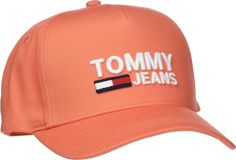 Tommy Hilfiger Womens Tjw Logo Baseball Cap