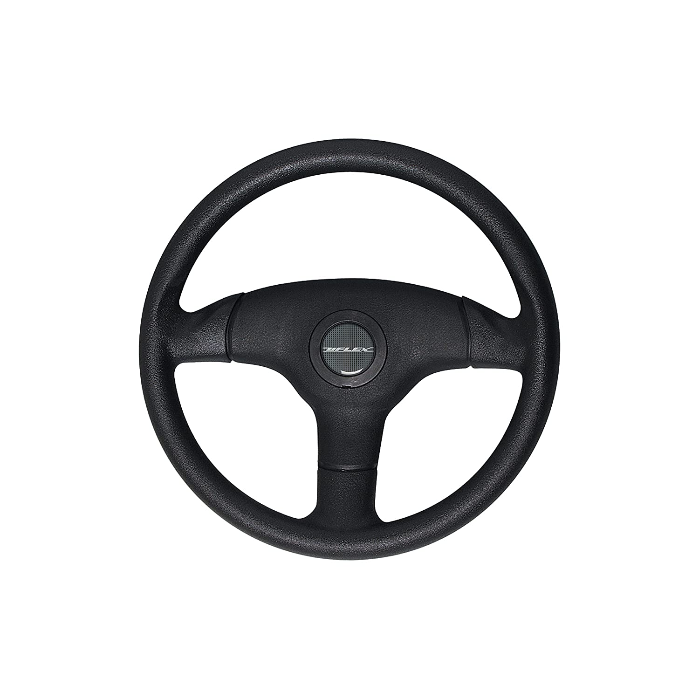 Uflex V60 Antigua Steering Wheel, Black