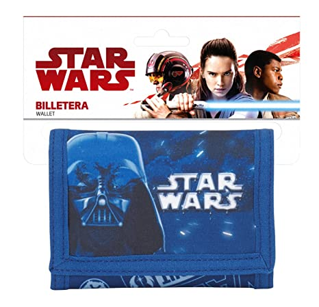 Safta Cartera Billetera Oficial Star Wars