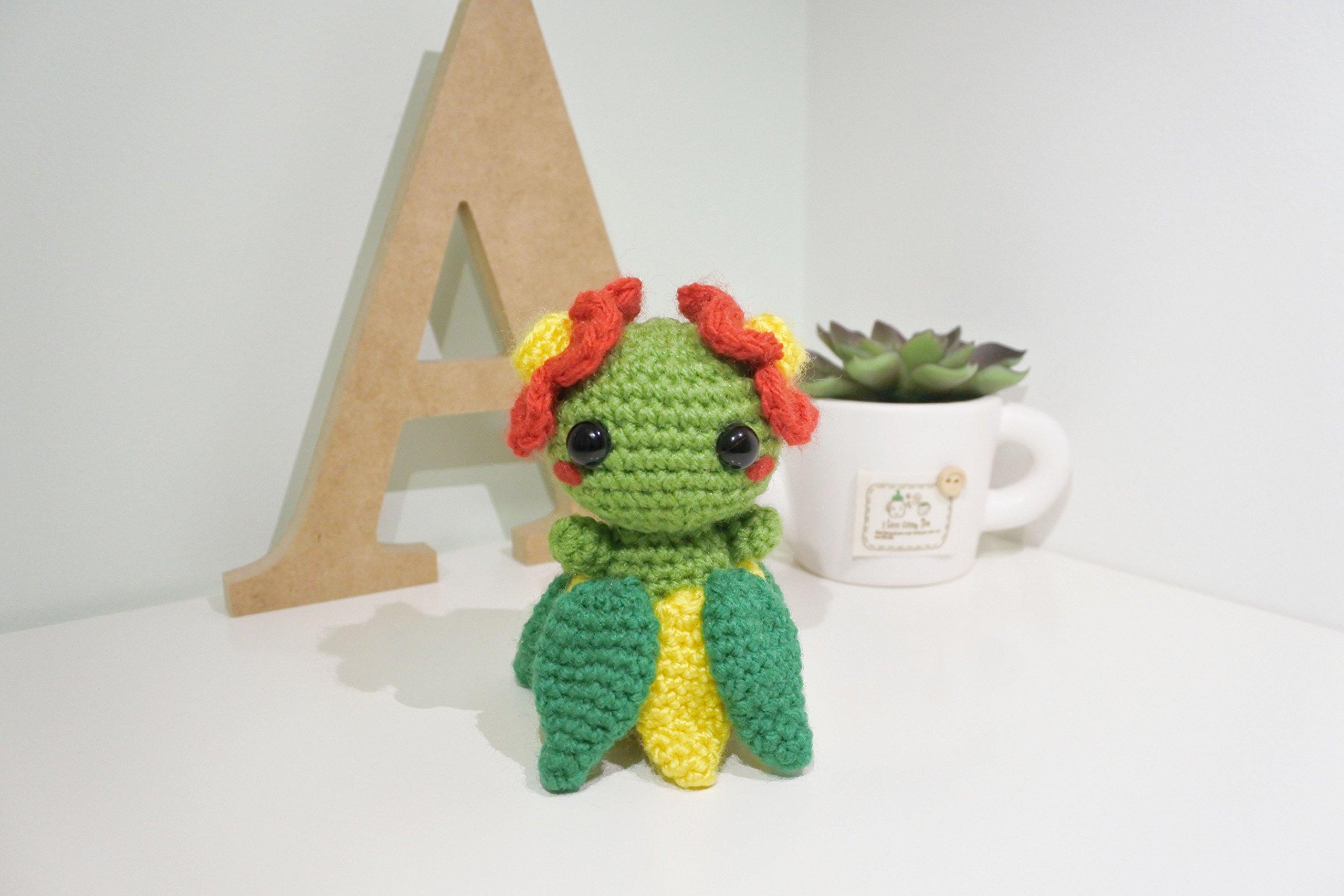 27 Pokemon Crochet Patterns | AllFreeCrochet.com | 1707x2560