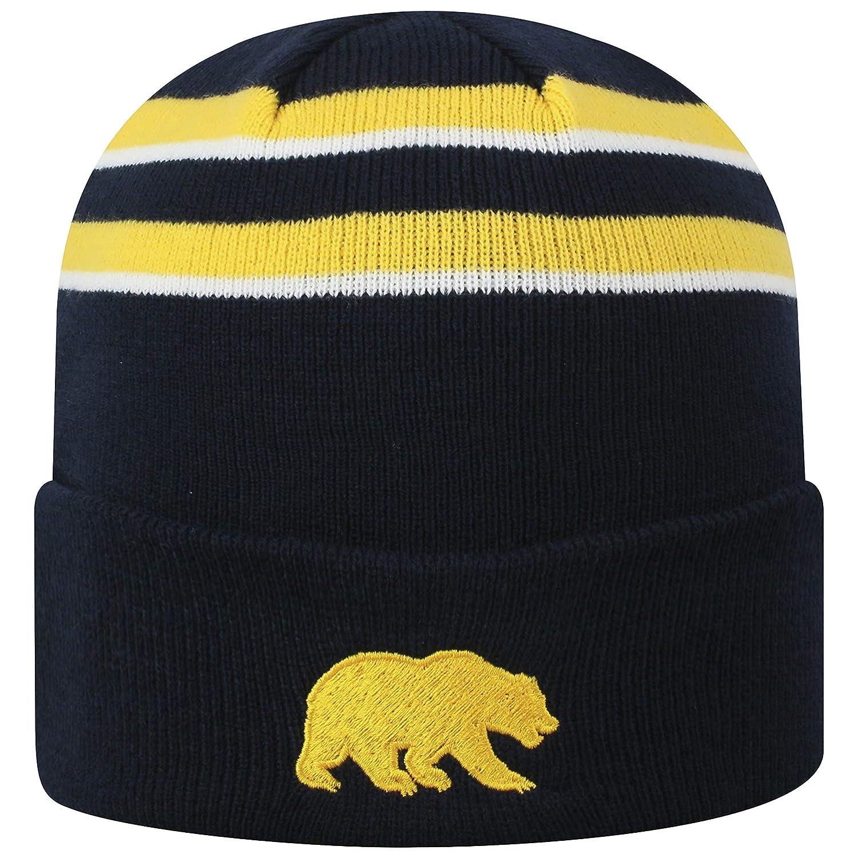 Top of the World Cal Bears Official NCAA Cuffed Knit B2B Cuff Hat 744278