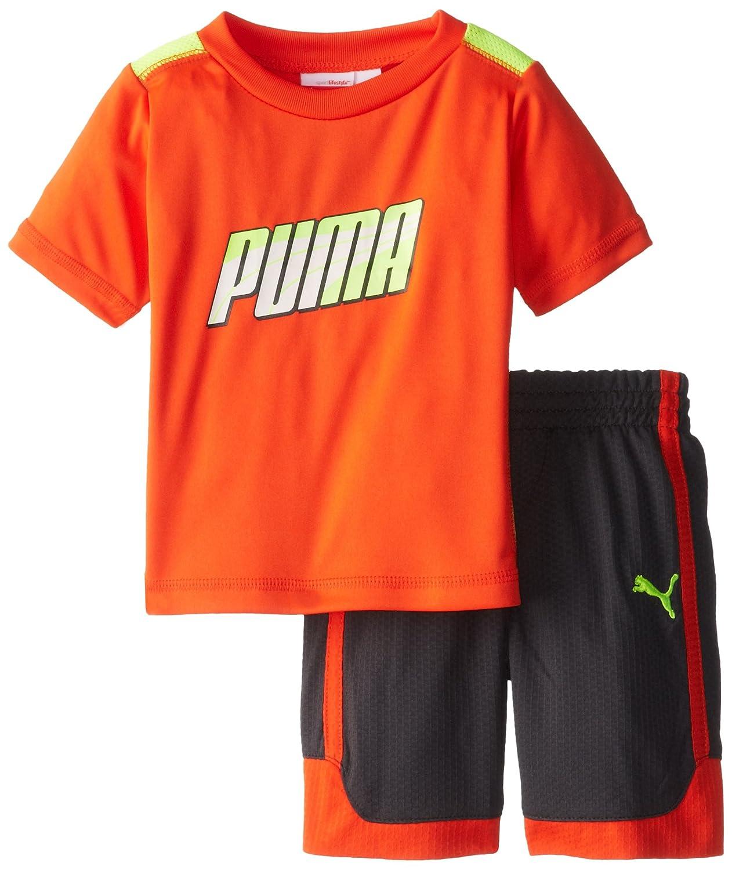 Puma   Kids Baby Boys Formstripe Perf Set