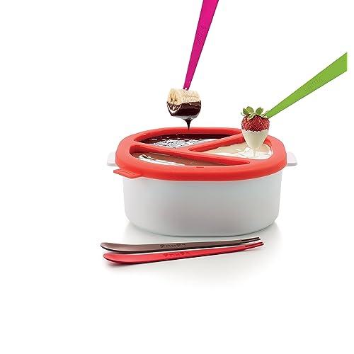 Lékué - Recipiente para fondue de chocolate