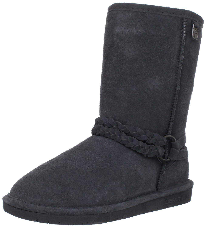 BEARPAW Women's Adele Boots B0073E68KM 11 B(M) US|Charcoal