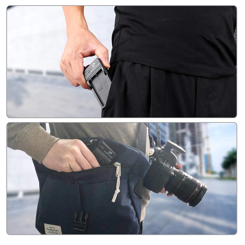 T5i LP LP-E8 Battery Charger Compatible with Canon EOS Rebel T2i T3i 700D /& More T4i Not for T2 T3 T4 T5 600D 550D 650D