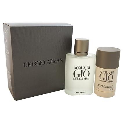 Giorgio armani - Set colonia hombre aqua de gio