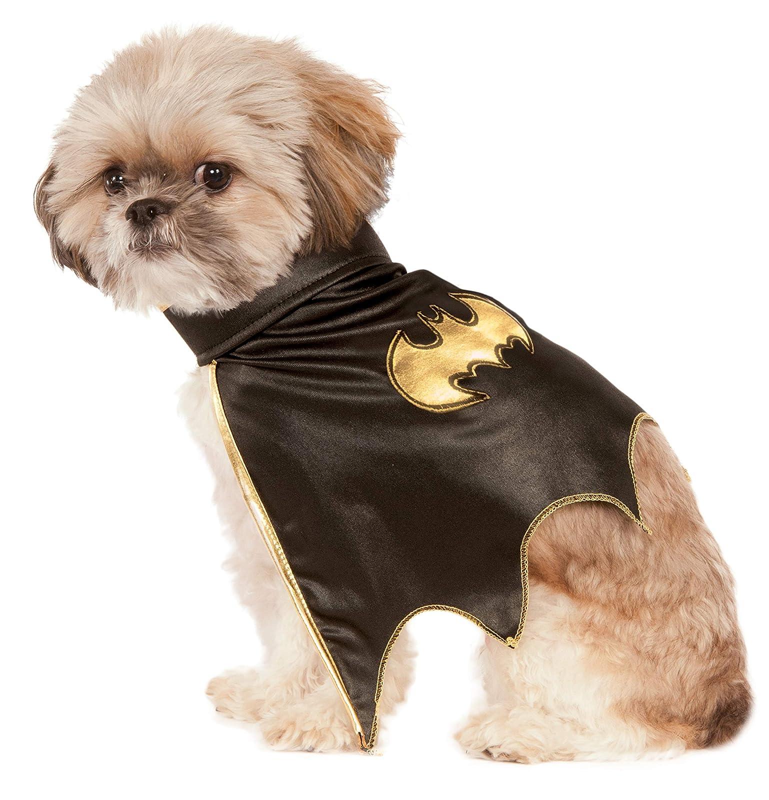 DC Comics Batgirl Pet Cape Medium 580319 M Multicolor - 4