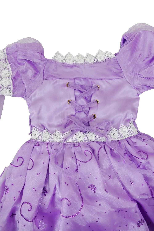 Katara 1680 Lila Rapunzel / Tangled oder Sofia die Erste Kostüm ...