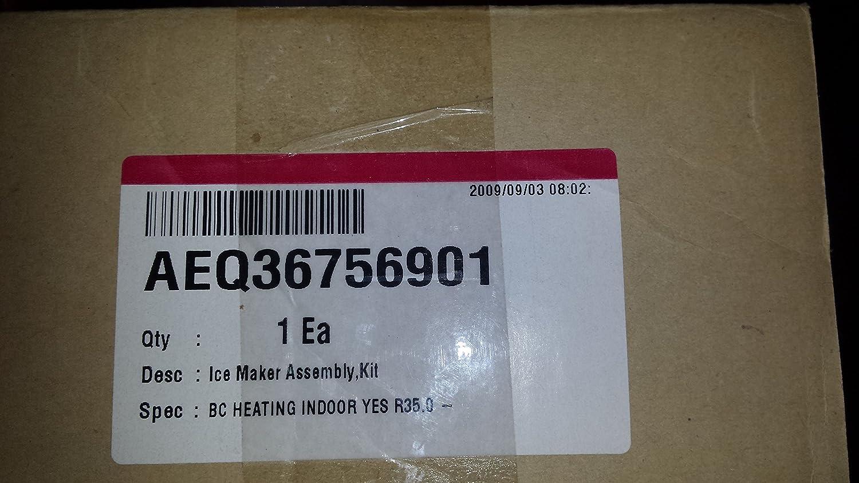 LG Refrigerator Ice Maker Part AEQ36756901R AEQ36756901 Model LG 79539113600