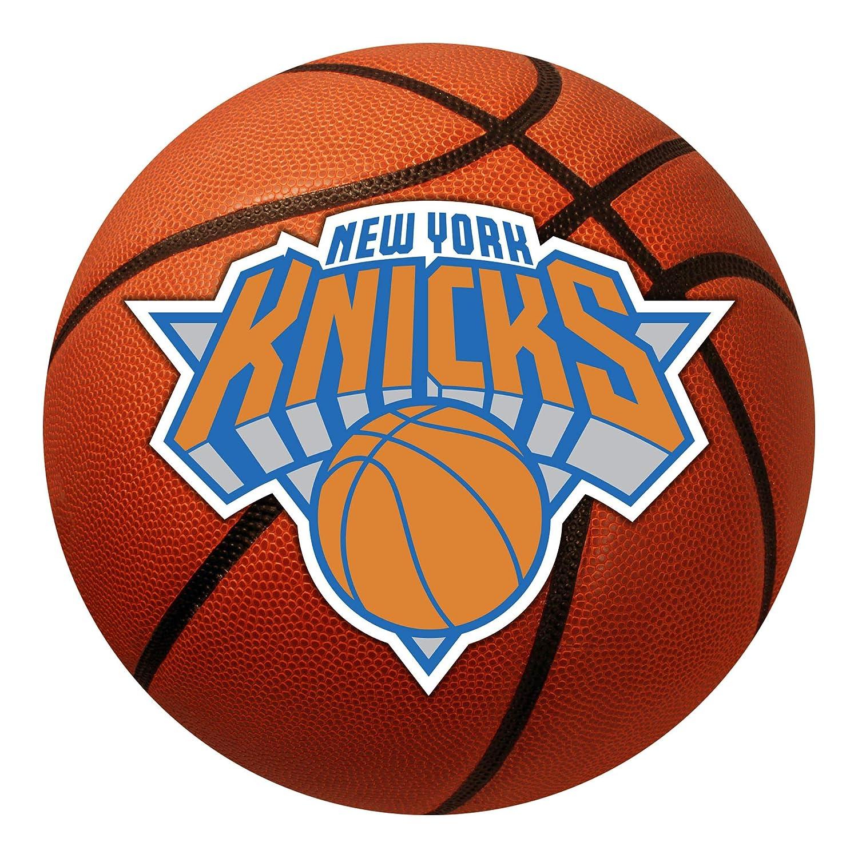 FANMATS NBA New York Knicks Nylon Face Starter Rug