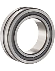 INA NKI90/26 Needle Roller Bearing, With Inner Ring, Steel Cage, Open End, Oil Hole, Metric, 90mm ID, 120mm OD, 26mm Width, 4700rpm Maximum Rotational Speed