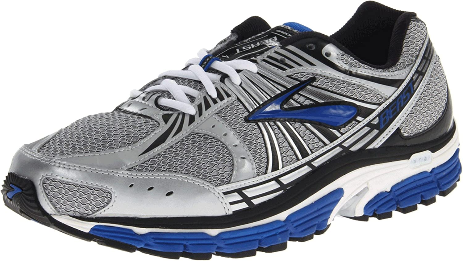 Men's Brooks Beast '12 Running Shoes for Plantar Fasciitis