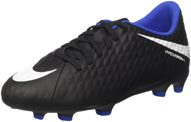 innovative design 71691 25b9f Nike Unisex Kids Hypervenom Phade Iii Fg Football Boots Amazon.co.uk  Shoes  Bags
