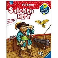 Piraten (Wieso? Weshalb? Warum? Stickerheft)