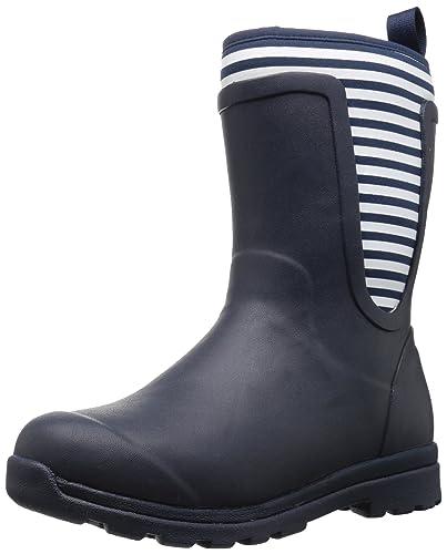 Muck Boots Damen Women's Muckster Ii Ankle Gummistiefel, Schwarz (Black/Black), 42 EU