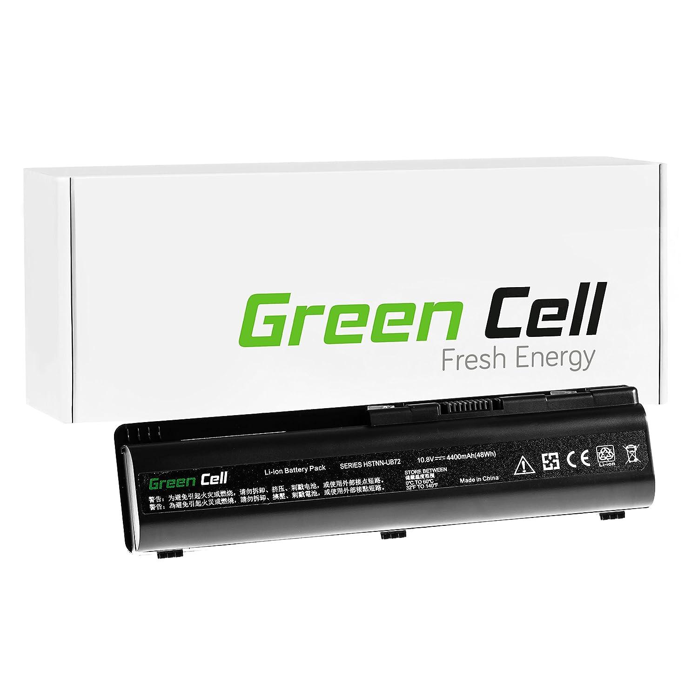 Green Cell® Standard Serie Batería para HP Pavilion DV6-1340SS Ordenador (6 Celdas 4400mAh 10.8V Negro): Amazon.es: Electrónica