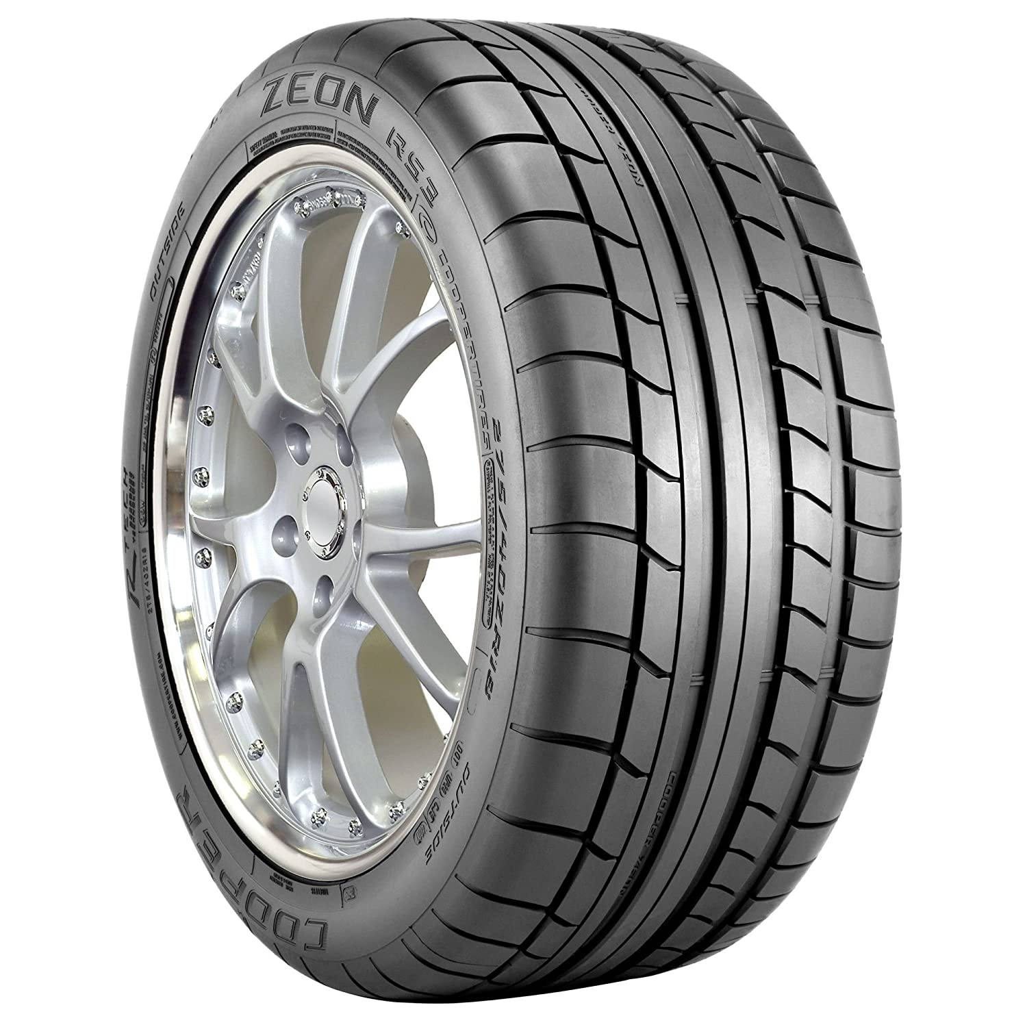 Amazon Cooper Zeon RS3 S Performance Radial Tire 285 35R19