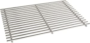 Weber 7012 Stainless Steel Cooking Grate, Silver