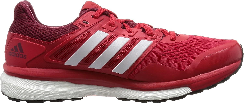 adidas Supernova Glide 8 M, Zapatillas de Running para Hombre, Rojo (Rojray/Ftwbla/Buruni), 40 EU: Amazon.es: Zapatos y complementos