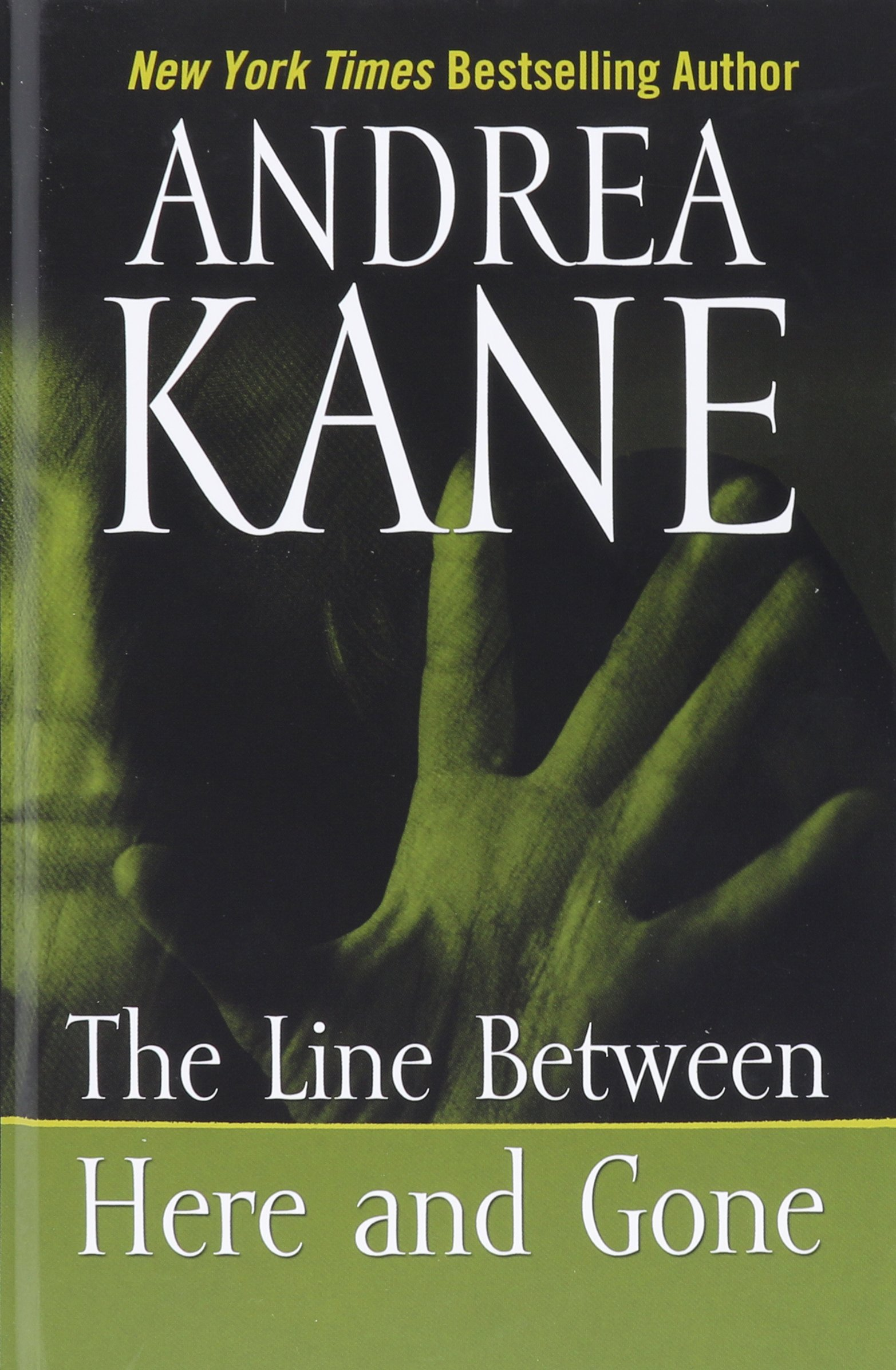 Download The Line Between Here and Gone (Wheeler Publishing Large Print Hardcover) ebook