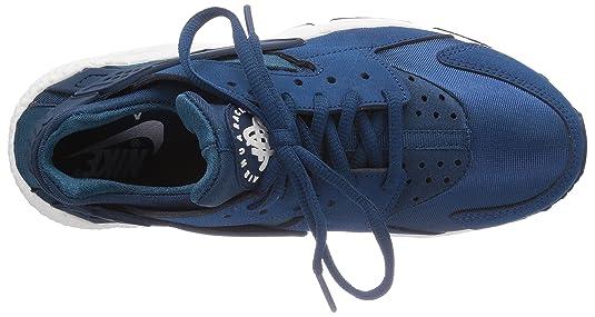 new product 15feb 84383 Amazon.com   Nike Womens air Huarache Trainers 634835 Sneakers Shoes (UK 3  US 5.5 EU 36, Blue Force Blue Force sail 400)   Road Running