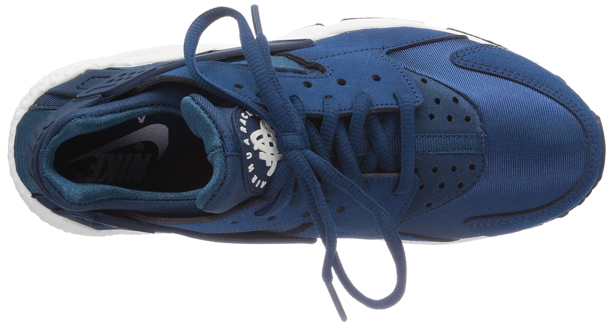 nike womens air huarache trainers 634835 sneakers shoes (UK 3 us 5.5 EU 36, blue force blue force sail 400) by NIKE (Image #7)