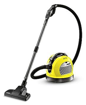 Kärcher VC 6 Premium - Aspiradora de trineo, 72 dB, 600 W, 4 l, color amarillo y negro: Amazon.es: Hogar